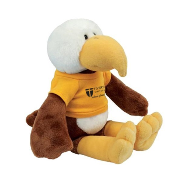 "Eagle Wild Bunch Plush, 11"""