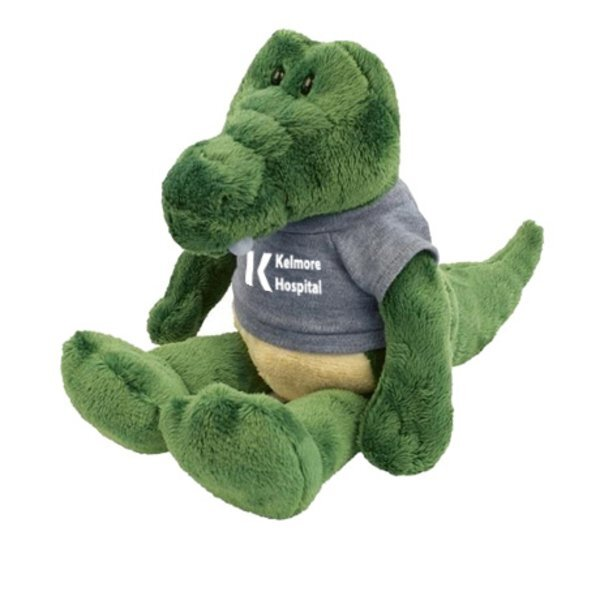 Gator Wild Bunch Plush, 11""