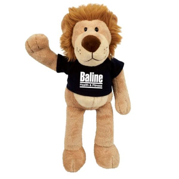 Lion Wild Bunch Plush, 11""