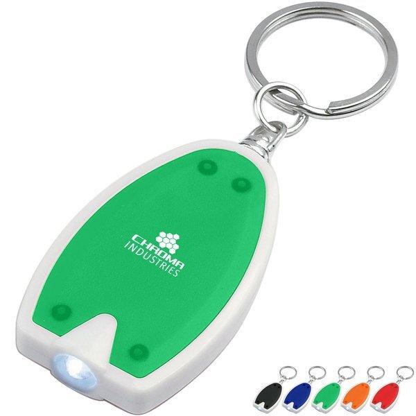 LED Light Key Chain