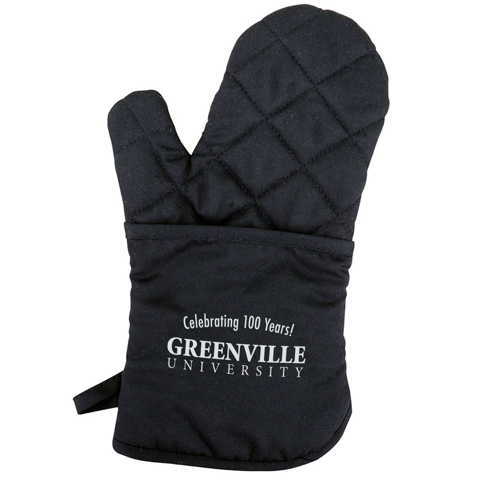 Silicone Back Oven Mitt