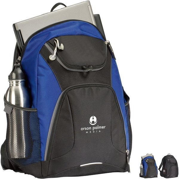 "Quest 15"" Computer Backpack"