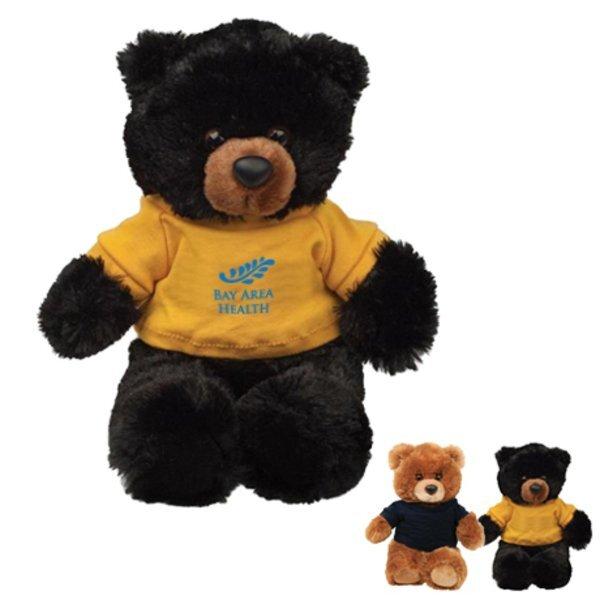 "Buster Plush Bear, 10"""