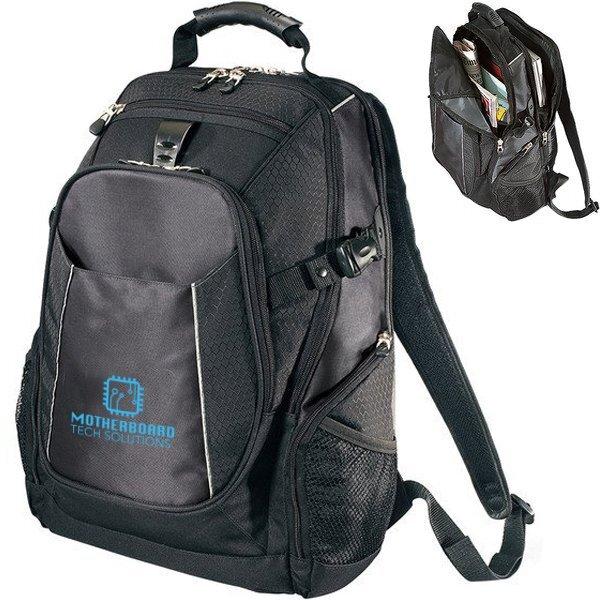 "Vertex® Polyester 15"" Computer Backpack"