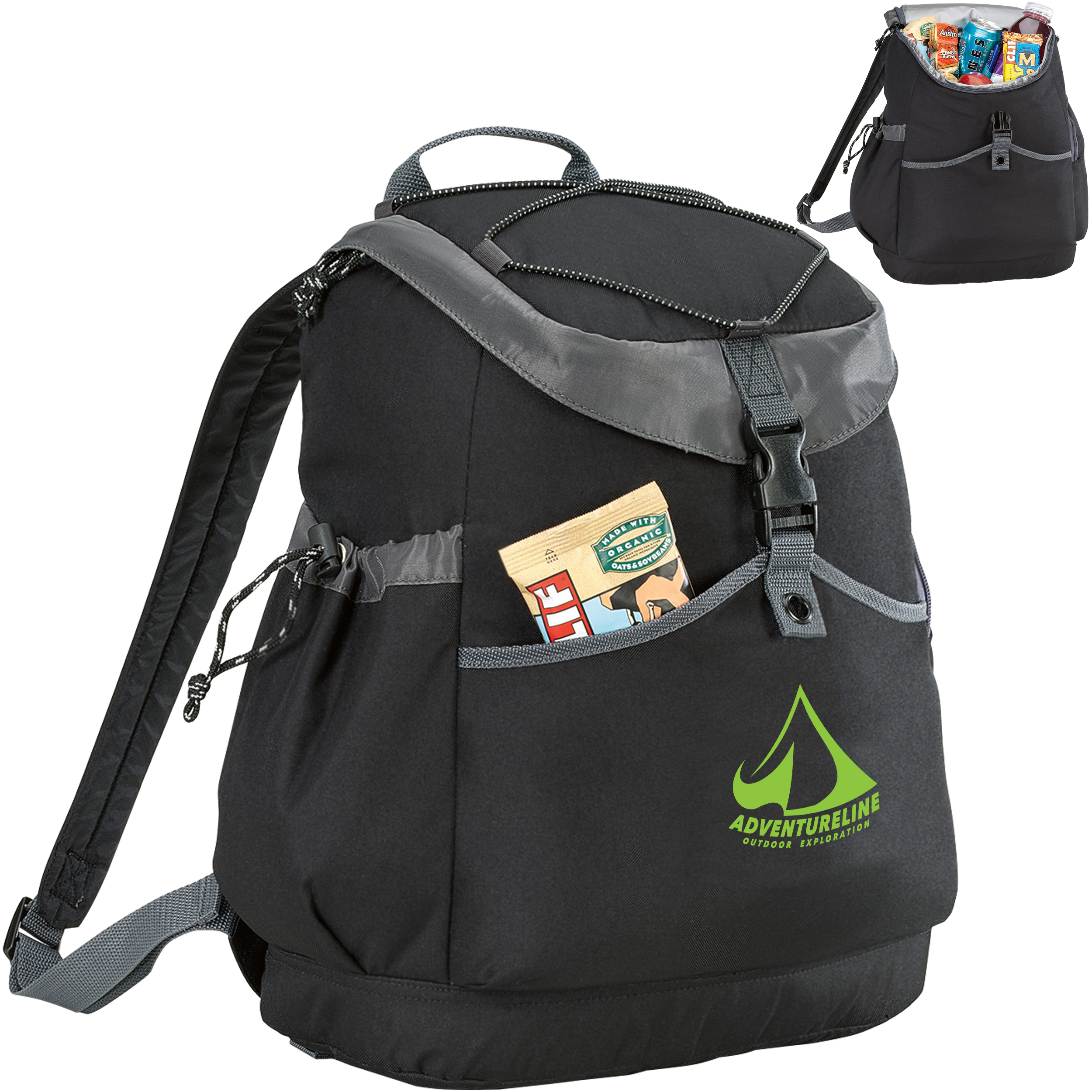 Park Side 24 Can Backpack Cooler