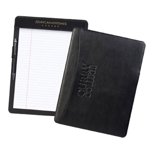 Clipboard Leather Folio