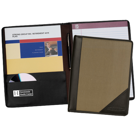Nantucket Leather Portfolio