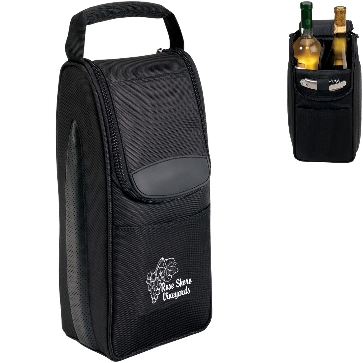 Wine Lover's Two Bottle Gift Set