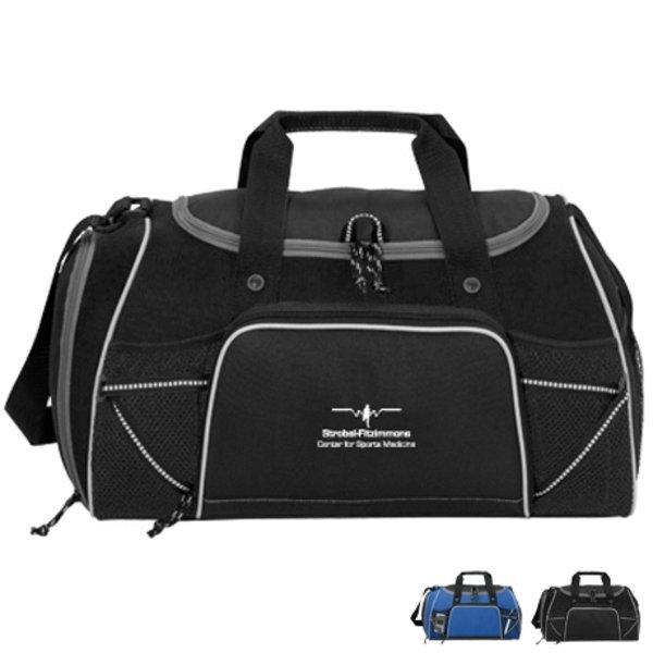 "Verve 600D Sport Duffel Bag, 19"""