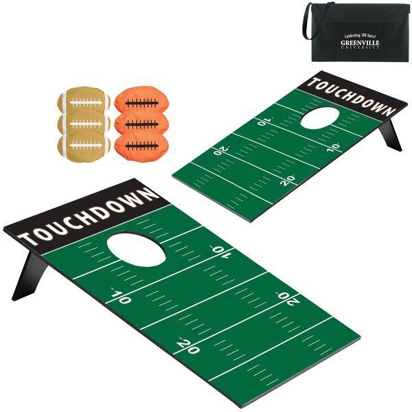 Bean Bag Throw Game - Football