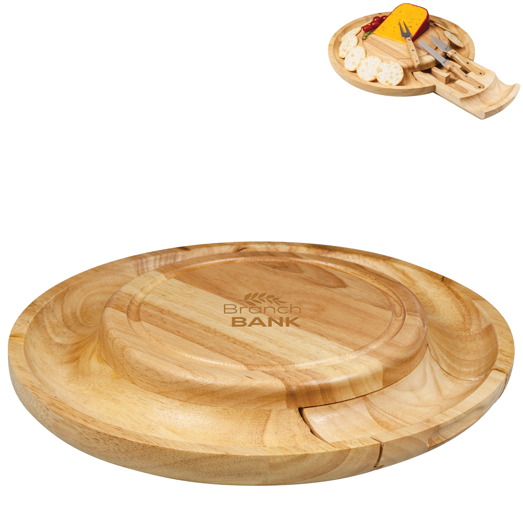 Colby Cheese Board Set