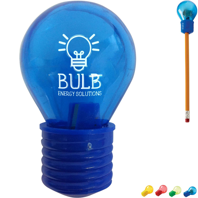 Light Bulb Pencil Sharpener