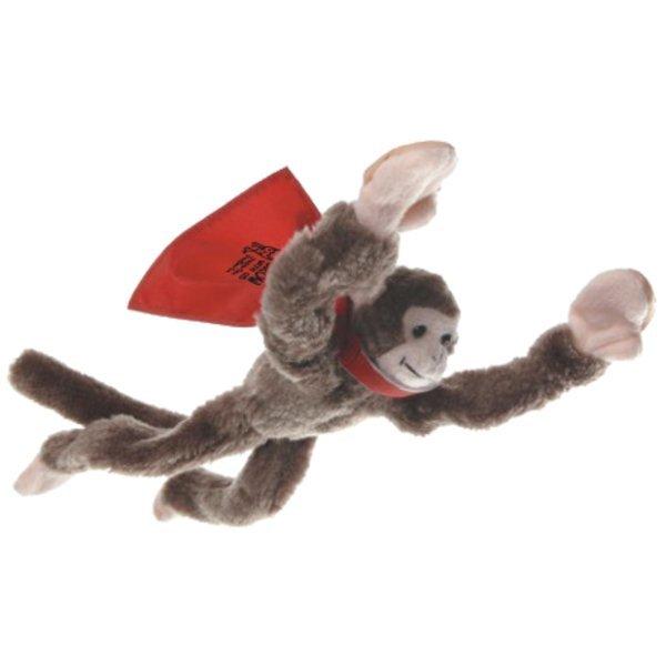 Flying Shrieking Plush Monkey