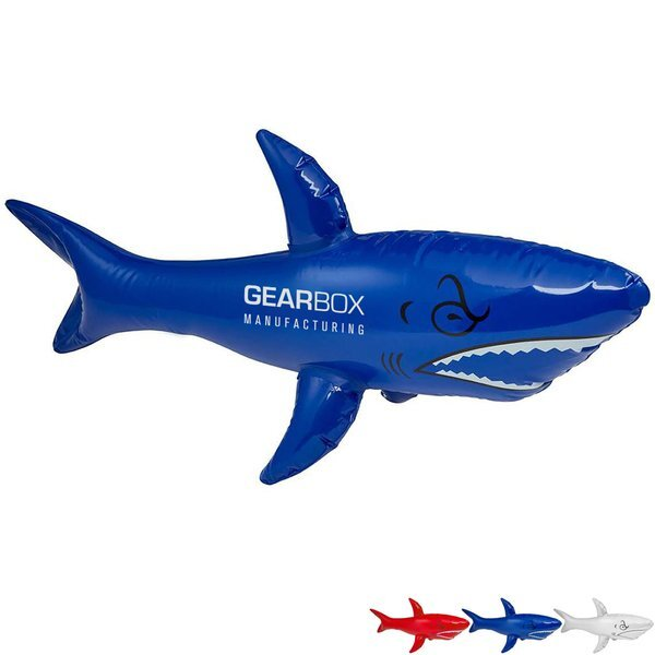 Inflatable Shark, 23""