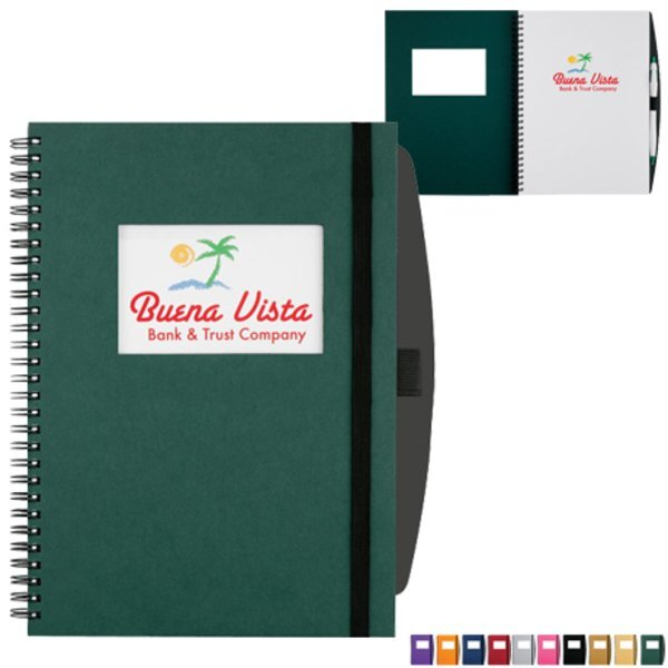 """Frame Rectangle Large Hardcover Journal Book, 7-3/4"""" x 10"""""""