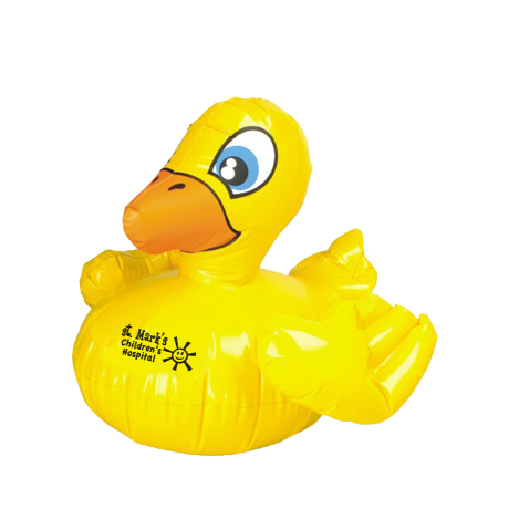 """Inflatable Rubber Duck, 16"""""""