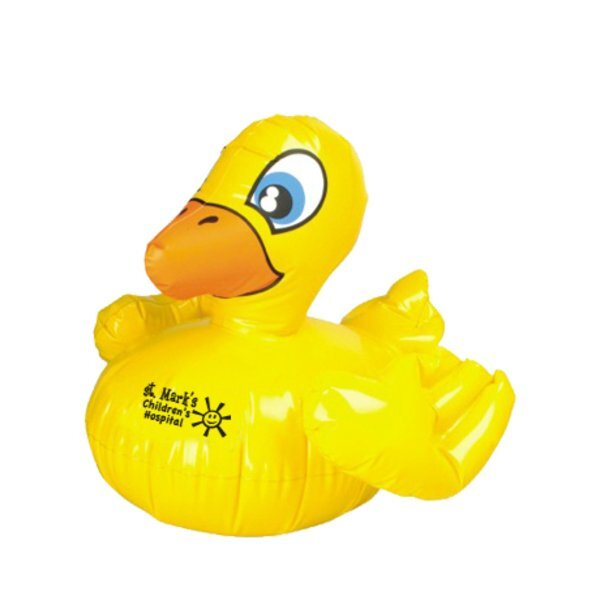 Inflatable Rubber Duck, 16""