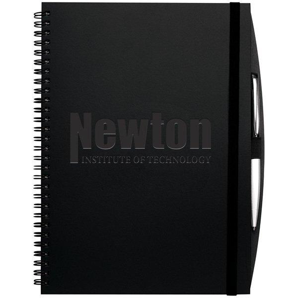 "Premier Leather Large JournalBook, 7-3/4"" x 10"""