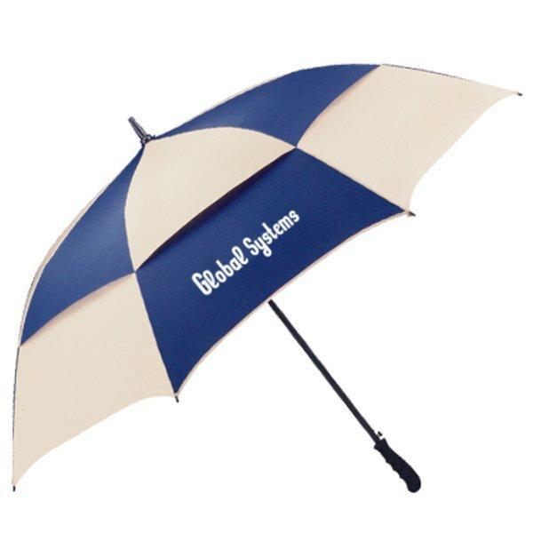 "Legend Auto Open Vented Golf Umbrella, 64"" Arc"