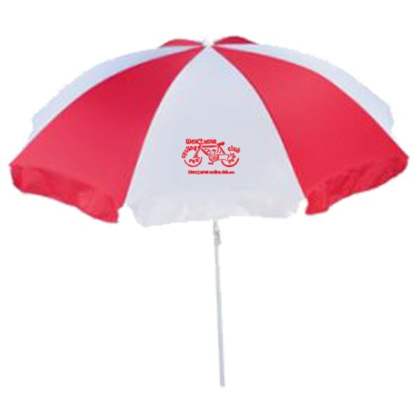 "Beach Umbrella, 72"" Arc"