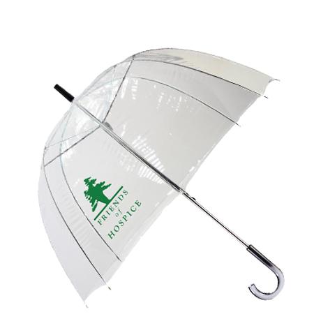 """Bubble Manual Umbrella, 48"""" Arc"""