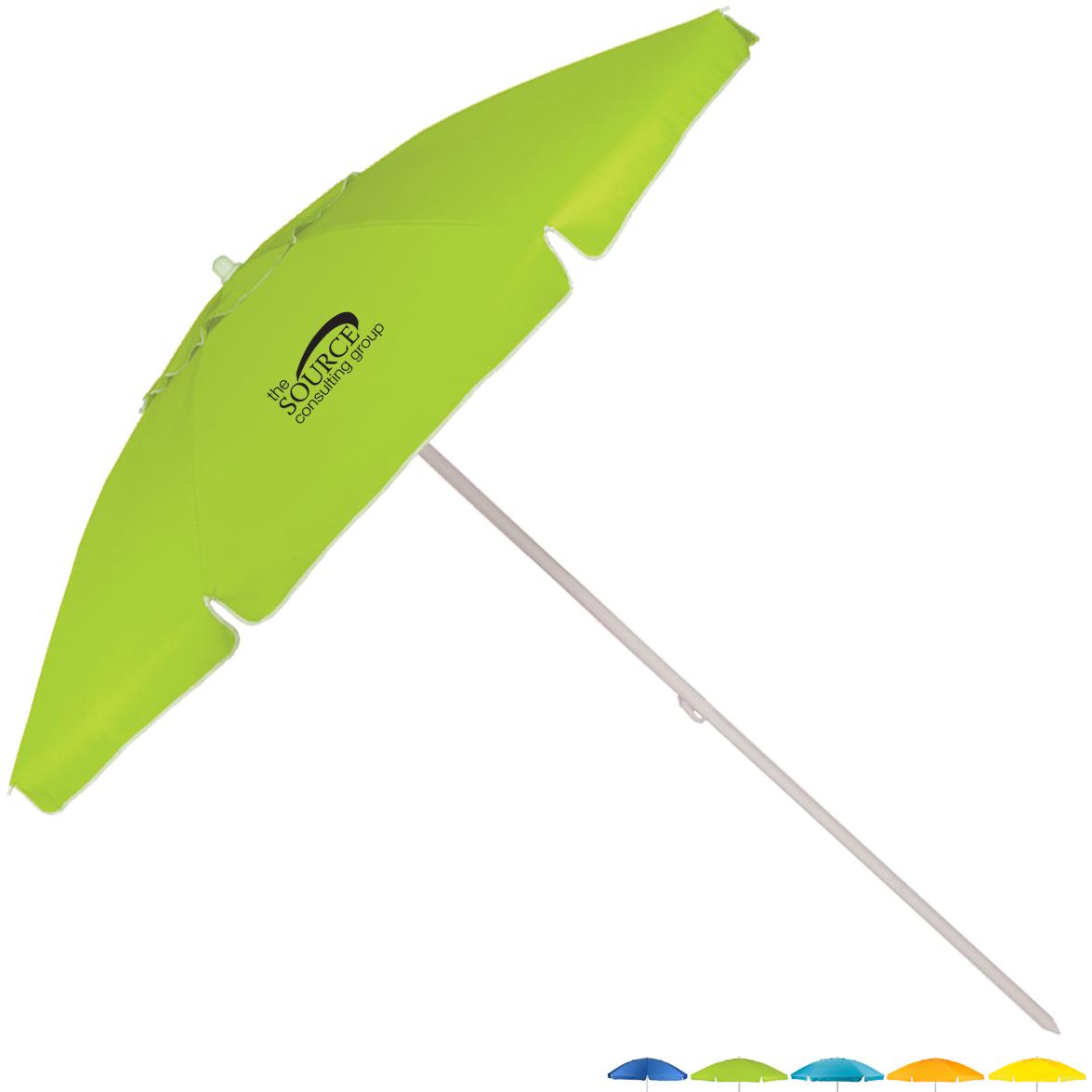 "Islander Beach/Patio Umbrella, 86"" Arc"
