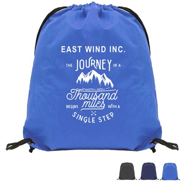 Basic 210D Polyester Cinchpack