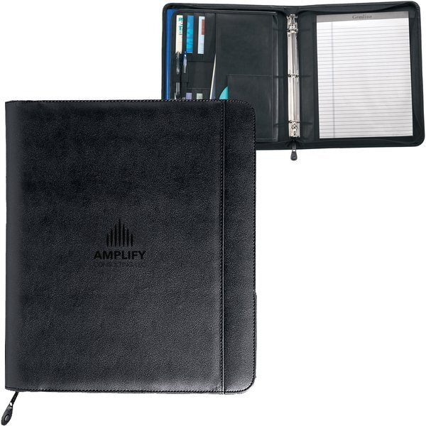 Hadley Zippered Ringfolio