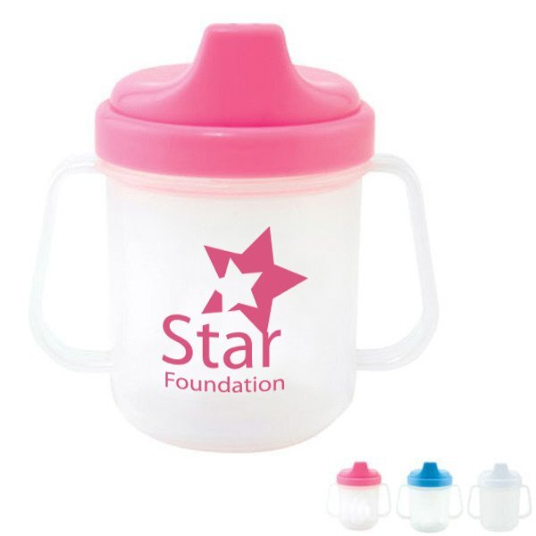 Sippy Cup with Handles, 7oz.