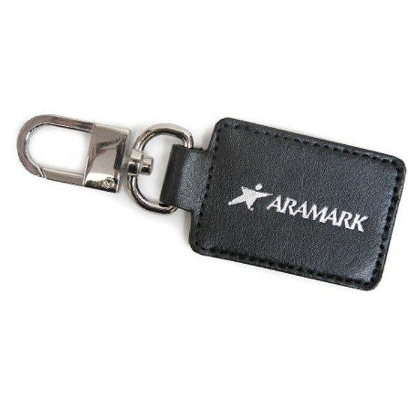Leather Key Tag