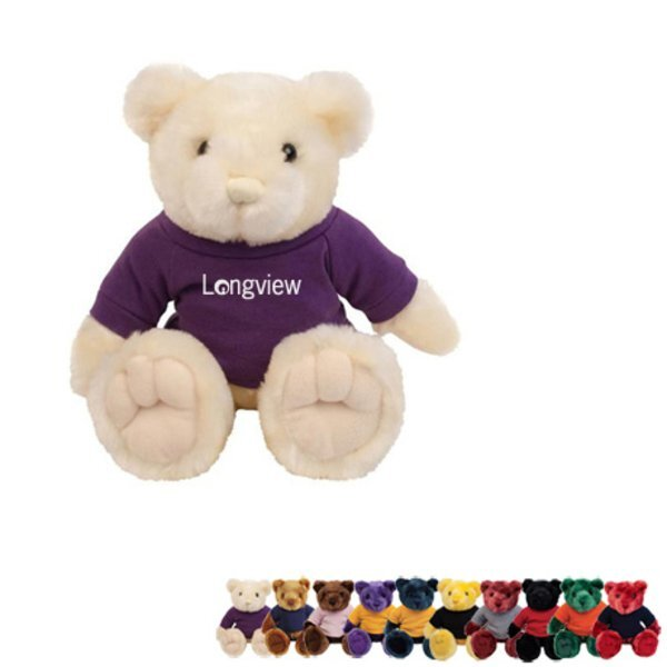 """Knuckles Plush Bear, 12"""""""