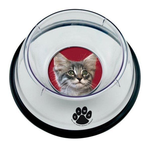 Small Pet Photo Food & Water Bowl