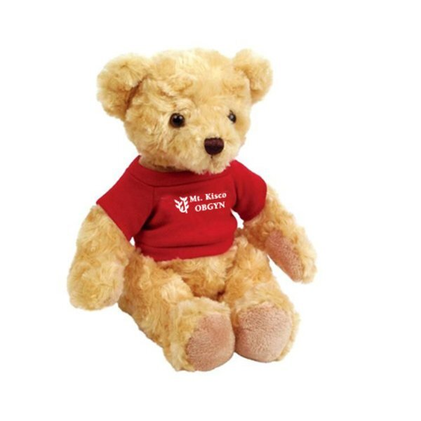 Honey Plush Bear, 10-1/2""