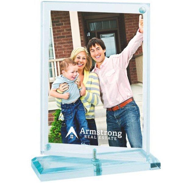 Swivel Acrylic Frame
