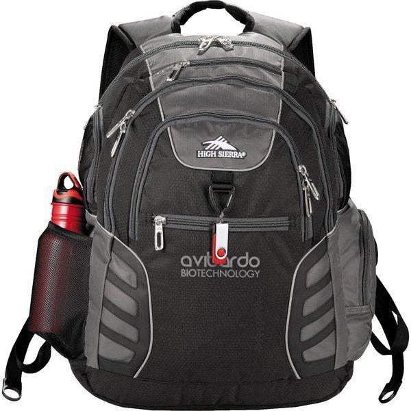 "High Sierra® Big Wig 17"" Computer Backpack"