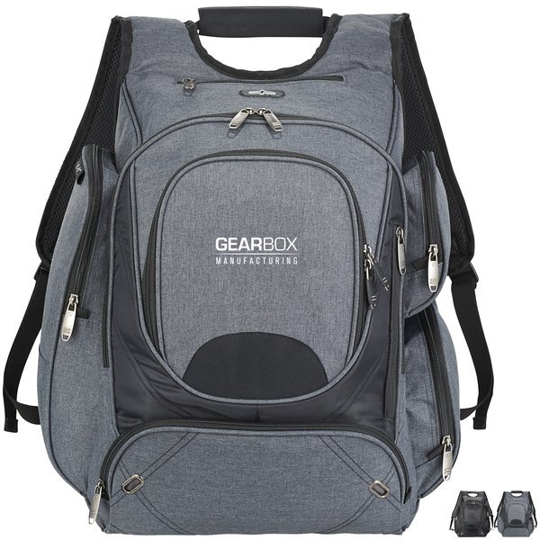 elleven™ TSA Checkpoint-Friendly Compu-Backpack