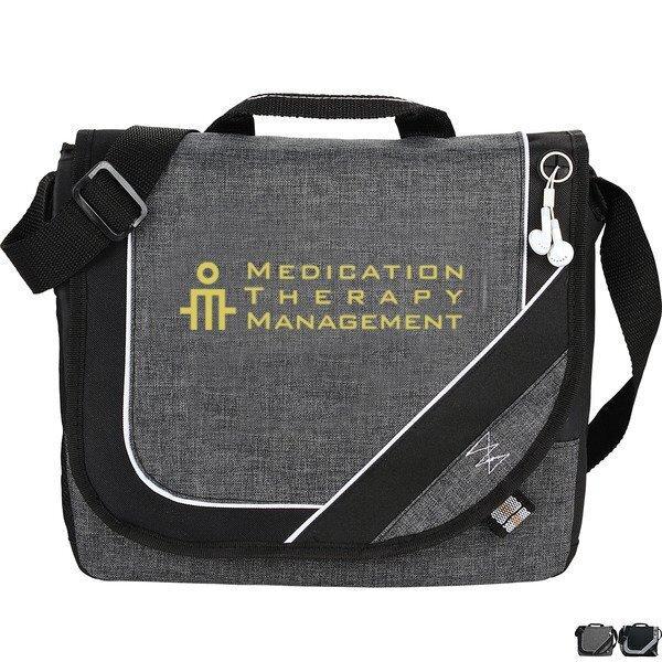 Bolt Urban Polycanvas Messenger Bag