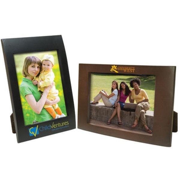 "Faux Wood Photo Frame, 5"" x 7"""