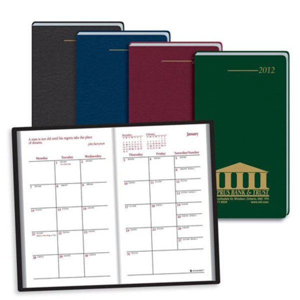Pocket Partner Monthly Planner