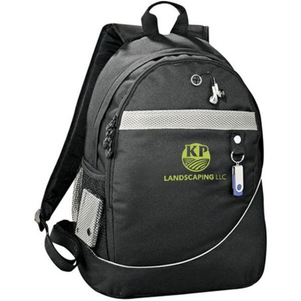 Incline Polycanvas Backpack