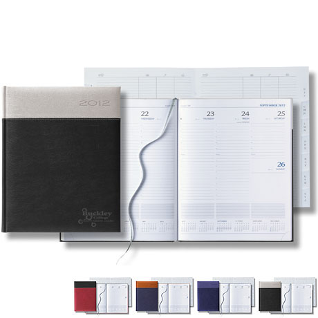 Toscana Large Desk Weekly Planner
