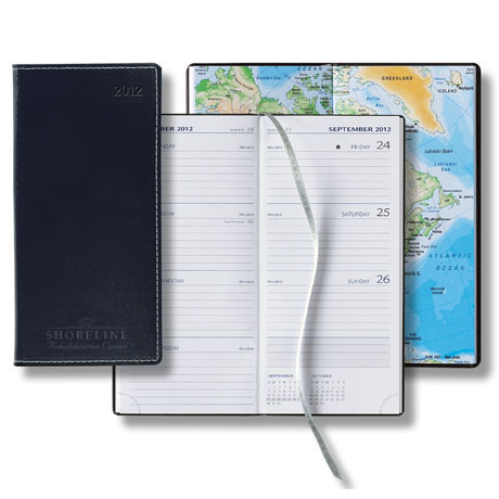 Cabra Pocket Upright Weekly Planner