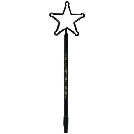 Sheriff Star InkBend Standard™ Pen
