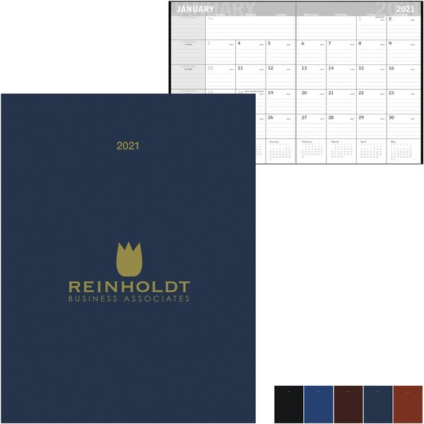 Quintessential Monthly Planner
