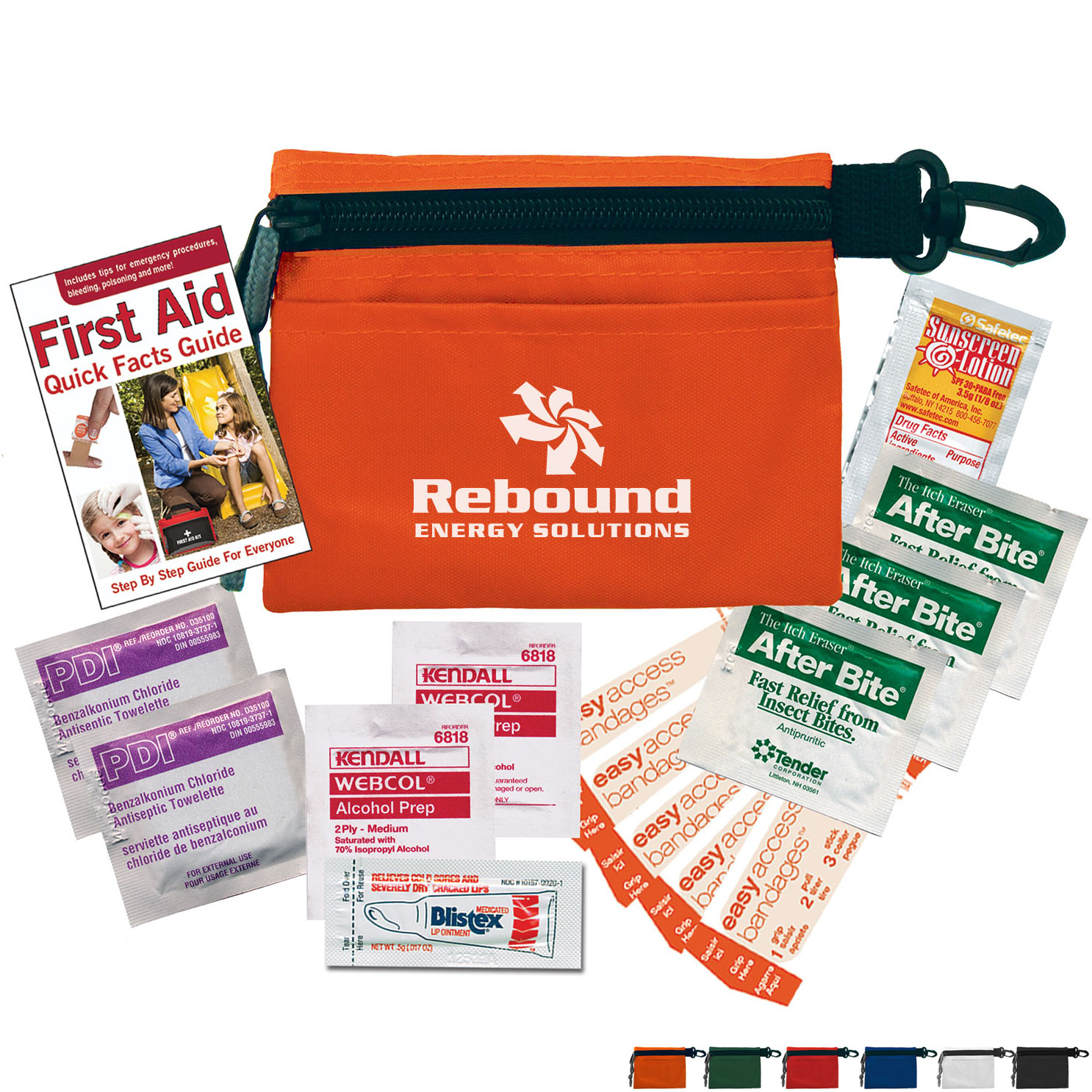Budget Outdoor First Aid Kit