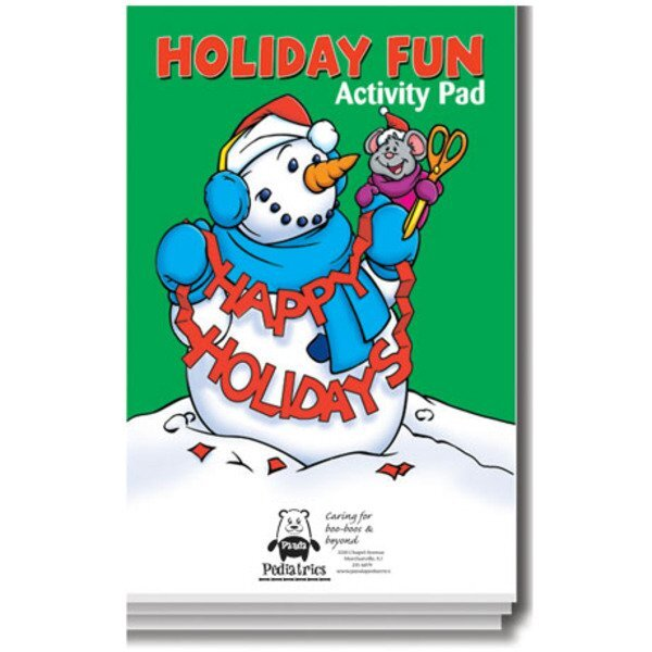 Holiday Fun Activity Pad