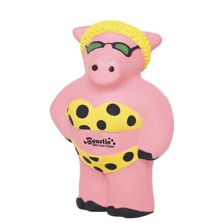 Cool Beach Pig Stress Reliever