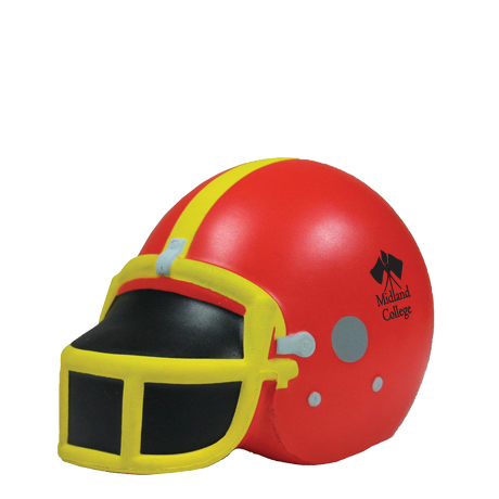Football Helmet Stress Reliever