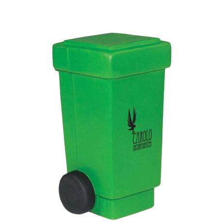 Recycling Bin Stress Reliever
