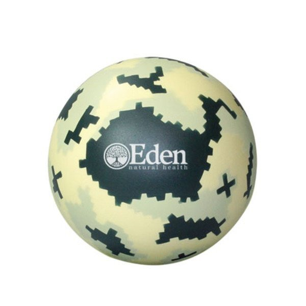Camo Ball Stress Reliever